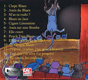 Paroles de Blues
